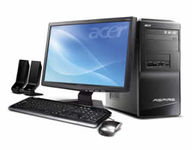 Acer Aspire M1641 Desktop PC