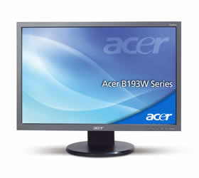 Acer B193 LCD Monitor
