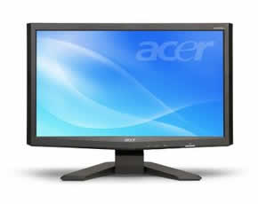 Acer X233H LCD Monitor