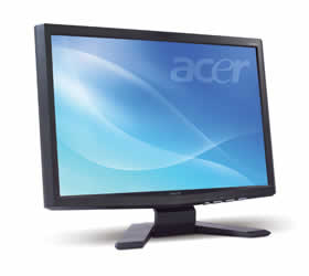 Acer X263W LCD Monitor