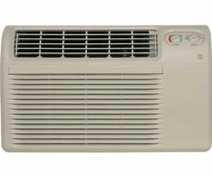 GE AJHS08ASC Built-In Room Air Heat/Cool Unit