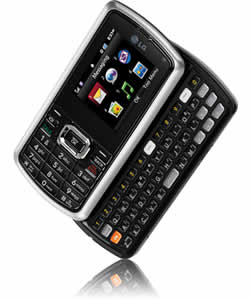 LG Banter AX265 Cell Phone