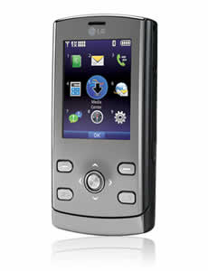 LG Decoy VX8610 Cell Phone