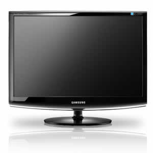Samsung 2433BW LCD Widescreen Monitor