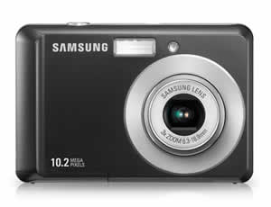 Samsung SL30 Digital Camera