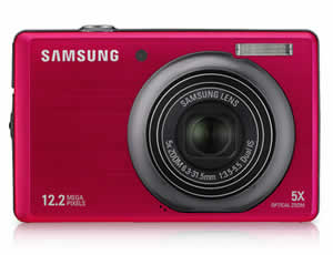 Samsung SL620 Digital Camera
