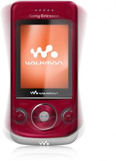 Sony Ericsson W760a Cell Phone