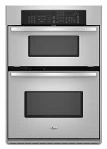 Whirlpool GSC309PVS Gold Built-In SpeedCook/Combination Oven
