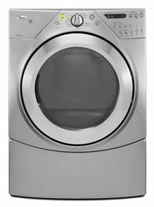 Whirlpool WED9550WL Duet Steam Electric Dryer