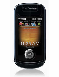 Motorola Krave ZN4 Mobile Phone