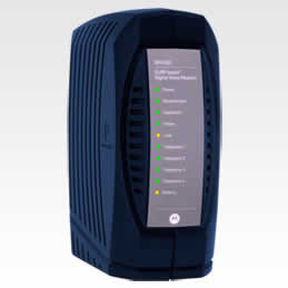 Motorola SBV5322 SURFboard Digital Voice Modem