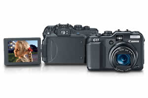 Canon PowerShot G11 Digital Camera