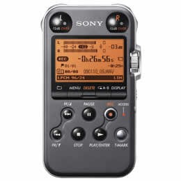 Sony PCM-M10 Portable Linear PCM Recorder