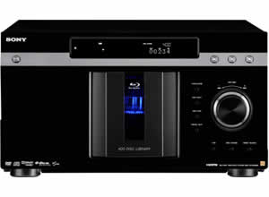 Sony BDP-CX7000ES 400 Disc Blu-ray/DVD/CD Player