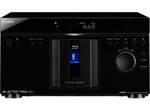 Sony BDP-CX960 400 Disc Blu-ray/DVD/CD Player